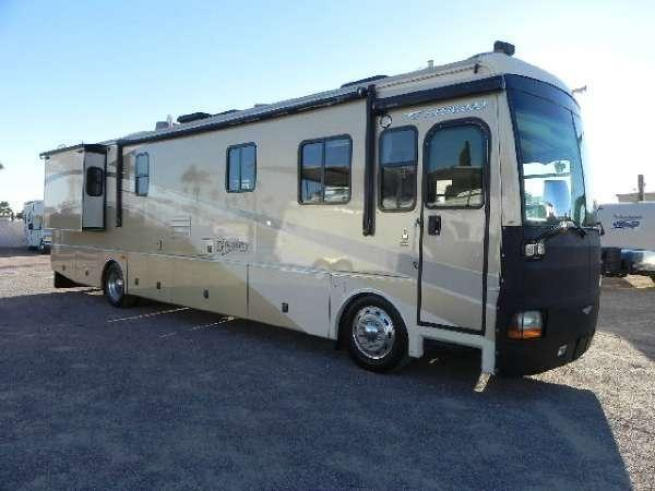 2006 Fleetwood Discovery 39v Pusher Diesel For Sale In