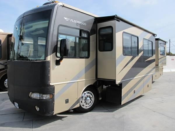 2006 Fleetwood Expedition 37u Diesel Motorhome W 2 Slides Pristine For Sale In Midway City
