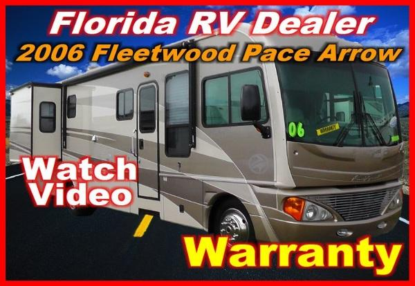 2006 fleetwood pace arrow 36d for sale in port charlotte florida classified. Black Bedroom Furniture Sets. Home Design Ideas