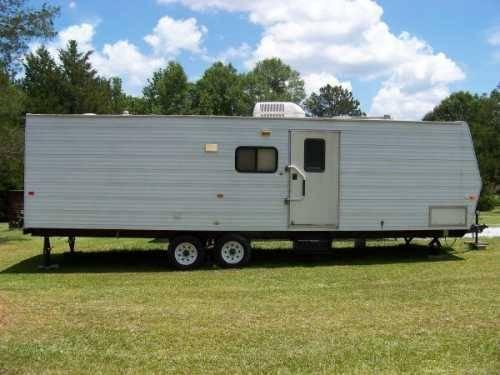 Used Tires Mobile Al >> 2006 Fleetwood Pioneer 34FL Travel Trailer in Aubrun, AL for Sale in Auburn, Alabama Classified ...