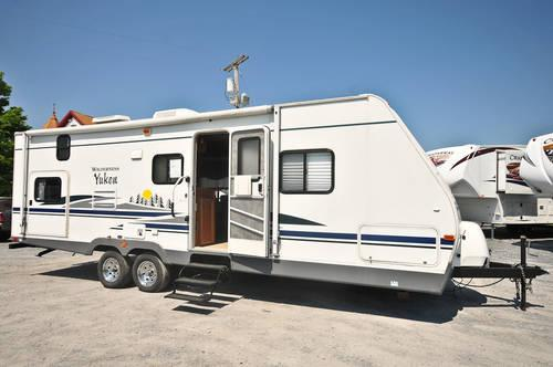 2006 Fleetwood Wilderness 290bhs Travel Trailer For Sale