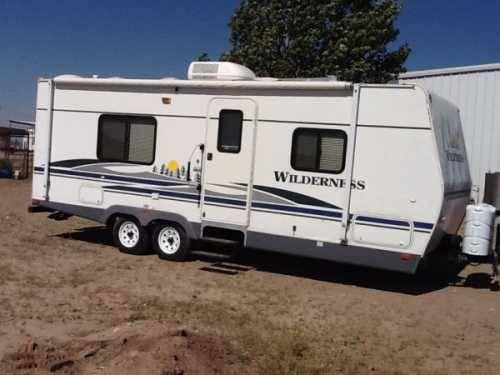 Fleetwood Wilderness Travel Trailer Sleeps