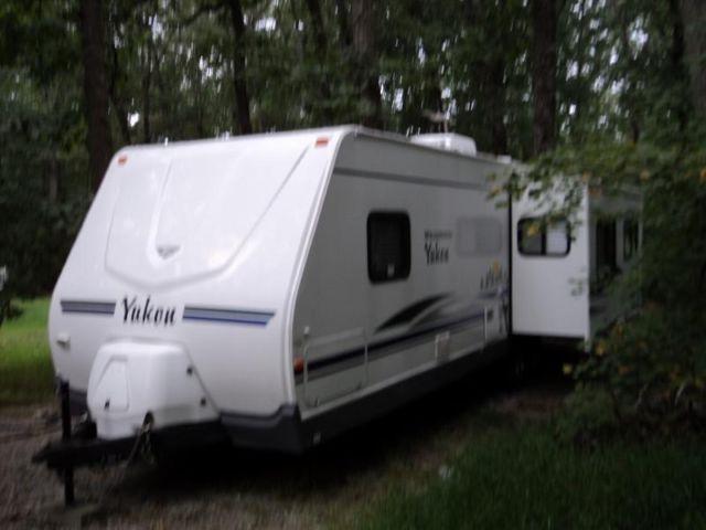 2006 Fleetwood Yukon Wilderness Travel Trailer For Sale In