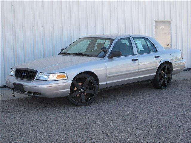 2006 Ford Crown Victoria Police Interceptor for Sale in Grand Island ...