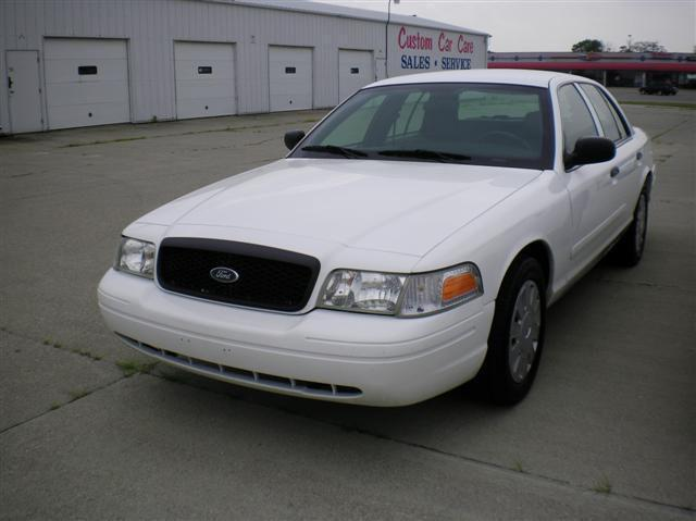2006 ford crown victoria police interceptor for sale in decatur indiana classified. Black Bedroom Furniture Sets. Home Design Ideas