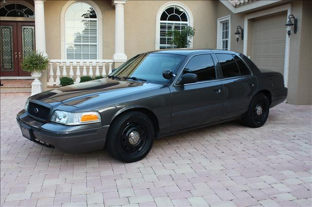 2006 ford crown victoria police interceptor for sale in sarasota florida classified. Black Bedroom Furniture Sets. Home Design Ideas
