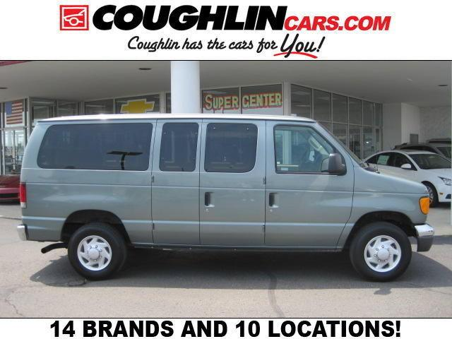 Super 2006 Ford E350 Super Duty Xlt Wagon For Sale In Circleville Lamtechconsult Wood Chair Design Ideas Lamtechconsultcom