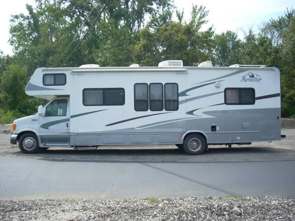 2006 Ford E450 Forester Motor Home For Sale In Warsaw