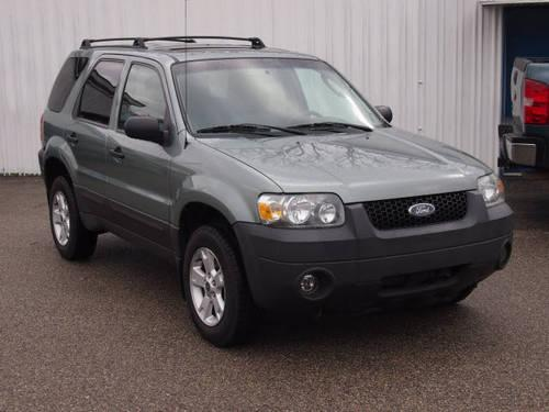 2006 ford escape suv 4x4 xlt 4wd for sale in new era michigan classified. Black Bedroom Furniture Sets. Home Design Ideas