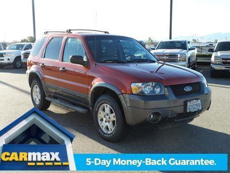 2006 Ford Escape XLT XLT 4dr SUV w/3.0L