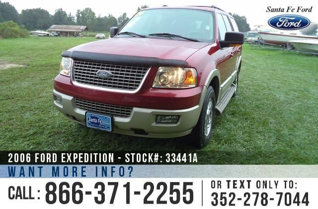 2006 Ford Expedition - 160K Miles - Financing Here!