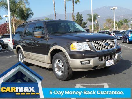2006 Ford Expedition Eddie Bauer Eddie Bauer 4dr SUV