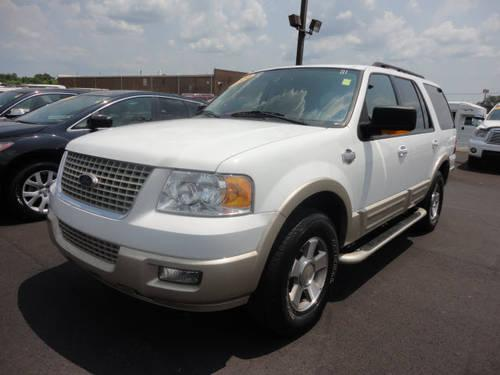 2006 ford expedition suv king ranch for sale in franklin. Black Bedroom Furniture Sets. Home Design Ideas