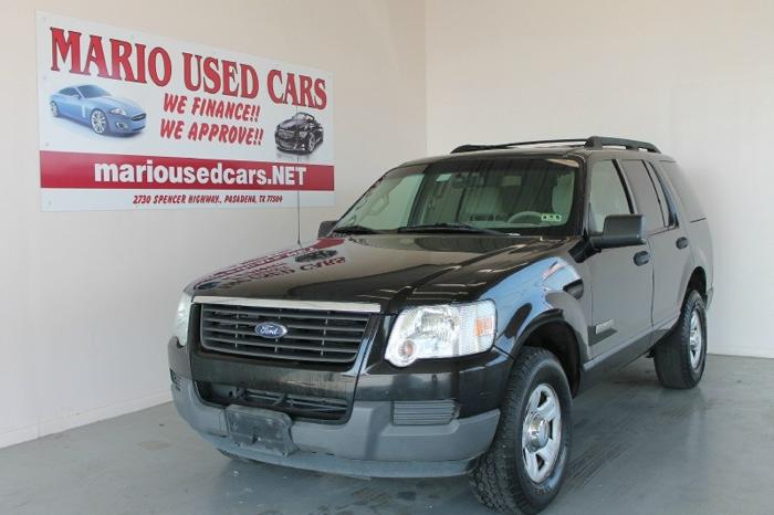 2006 Ford Explorer 4dr 114 WB 4.0L XLS