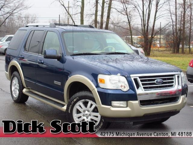 2006 ford explorer eddie bauer 4dr suv 4wd w v6 for sale in canton michigan classified. Black Bedroom Furniture Sets. Home Design Ideas