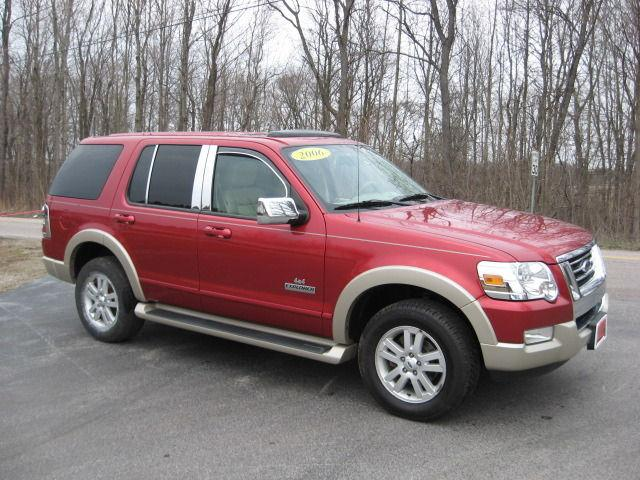 2006 ford explorer eddie bauer for sale in swanton vermont classified. Black Bedroom Furniture Sets. Home Design Ideas