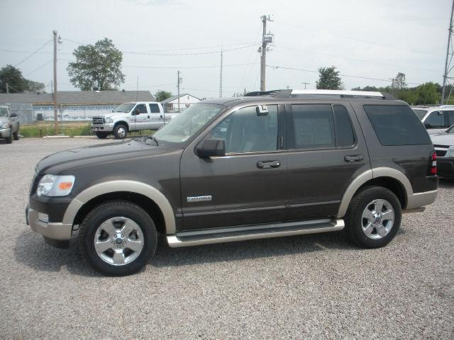 2006 ford explorer eddie bauer for sale in roland oklahoma classified. Cars Review. Best American Auto & Cars Review