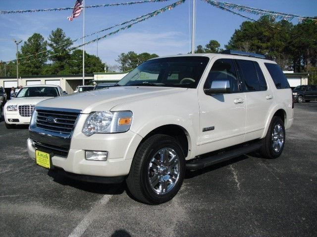 2006 ford explorer limited for sale in longs south carolina classified. Black Bedroom Furniture Sets. Home Design Ideas