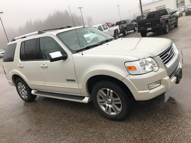 2006 ford explorer limited limited 4dr suv 4wd w v8 for sale in northwood ohio classified. Black Bedroom Furniture Sets. Home Design Ideas