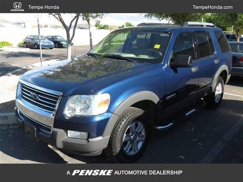 2006 ford explorer suv 4dr 114 wb 4 0l xlt suv for sale in tempe arizona classified. Black Bedroom Furniture Sets. Home Design Ideas
