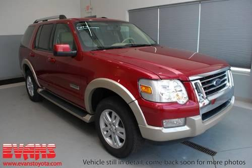 2006 ford explorer suv for sale in fort wayne indiana classified. Black Bedroom Furniture Sets. Home Design Ideas