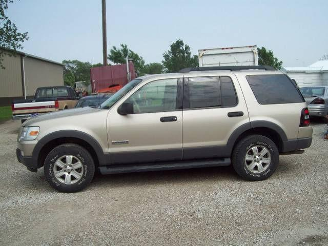 2006 ford explorer xlt for sale in onawa iowa classified. Black Bedroom Furniture Sets. Home Design Ideas