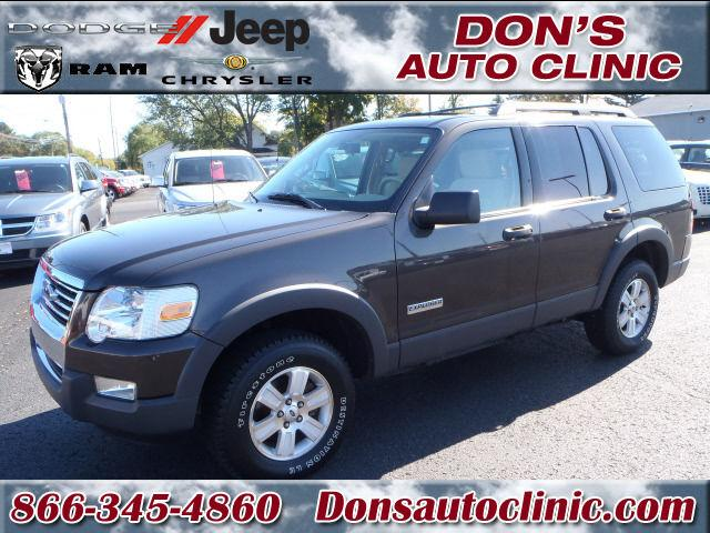 2006 ford explorer xlt for sale in cadillac michigan classified. Black Bedroom Furniture Sets. Home Design Ideas