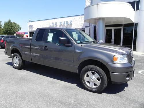 Lou Fusz Ford >> 2006 Ford F-150 4D Extended Cab STX for Sale in Chesterfield, Missouri Classified ...