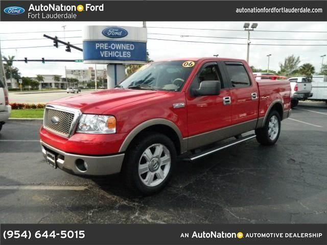 2006 ford f 150 for sale in fort lauderdale florida classified. Black Bedroom Furniture Sets. Home Design Ideas