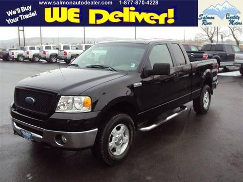 2006 ford f 150 extended cab pickup xlt for sale in baker for Quality motors salmon idaho