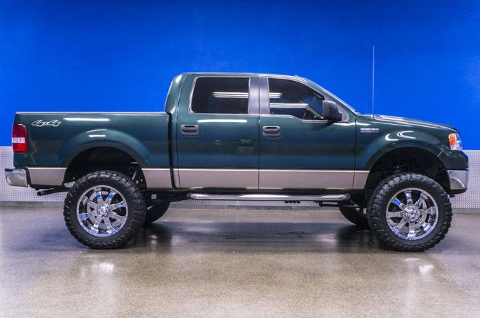 2006 ford f 150 fx4 4dr supercrew 4wd styleside 6 5 ft lb for sale in edgewood washington. Black Bedroom Furniture Sets. Home Design Ideas