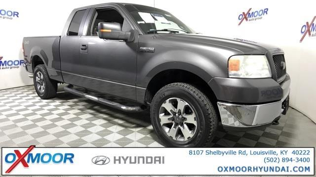 2006 Ford F-150 FX4 FX4 4dr SuperCab 4WD Styleside 5.5