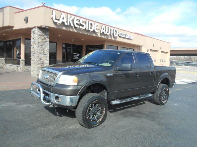 2006 Ford F-150 FX4 FX4 4dr SuperCrew 4WD Styleside 5.5
