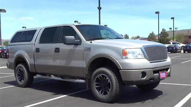 2006 ford f 150 fx4 fx4 4dr supercrew 4wd styleside 5 5 ft sb for sale in carson city nevada. Black Bedroom Furniture Sets. Home Design Ideas