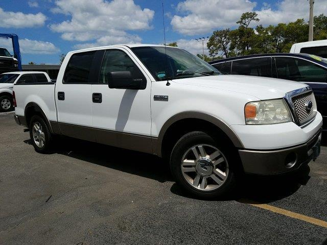 2006 ford f 150 lariat lariat 4dr supercrew styleside 5 5 ft sb for sale in sarasota florida. Black Bedroom Furniture Sets. Home Design Ideas
