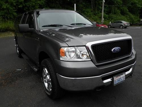 2006 ford f 150 super cab xlt for sale in olympia washington classified. Black Bedroom Furniture Sets. Home Design Ideas