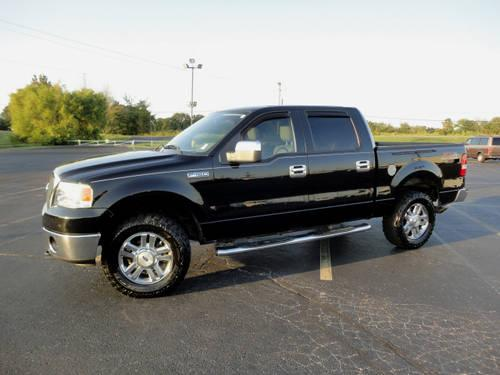 2006 ford f 150 supercrew 4x4 xlt fx4 for sale in mineral wells mississippi classified. Black Bedroom Furniture Sets. Home Design Ideas