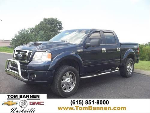 2006 ford f 150 supercrew cab supercrew ftx 4wd for sale in am qui tennessee classified. Black Bedroom Furniture Sets. Home Design Ideas