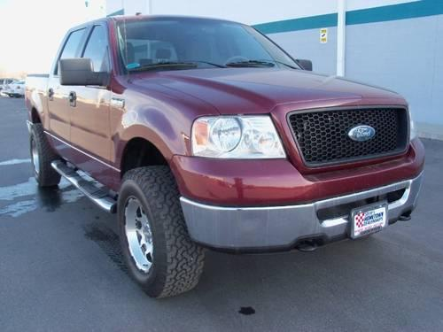 2006 ford f 150 supercrew truck king cab ext cab for sale in cairo oregon classified. Black Bedroom Furniture Sets. Home Design Ideas