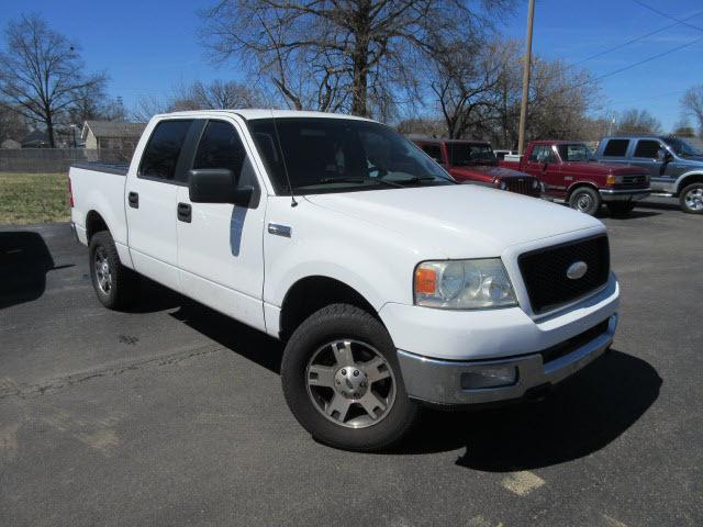 2006 ford f 150 supercrew xlt centralia il for sale in. Black Bedroom Furniture Sets. Home Design Ideas