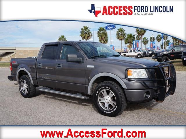 2006 ford f 150 supercrew xlt corpus christi tx for sale. Black Bedroom Furniture Sets. Home Design Ideas