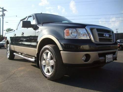 2006 ford f 150 truck king ranch 4x4 truck for sale in guthrie north carolina classified. Black Bedroom Furniture Sets. Home Design Ideas