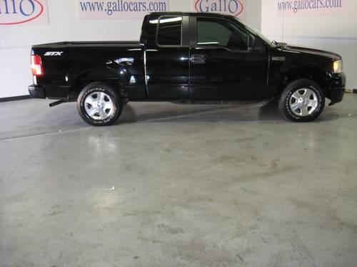 2006 Ford F 150 Truck Super Cab S Cab 4dr Stx For Sale In