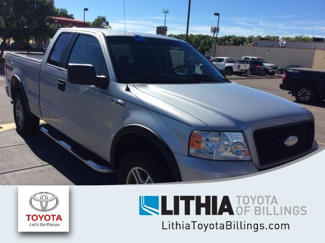 2006 ford f 150 xlt xlt 4dr supercab 4wd styleside 5 5 ft sb for sale in billings montana