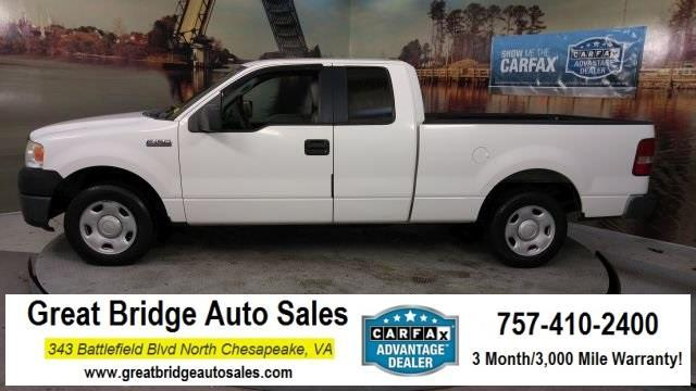 2006 Ford F-150 XLT XLT 4dr SuperCab Styleside 5.5 ft.