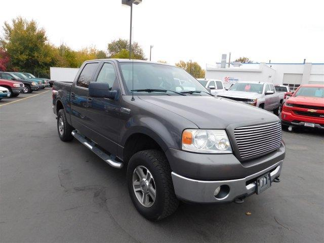 2006 Ford F-150 XLT XLT 4dr SuperCrew 4WD Styleside 5.5