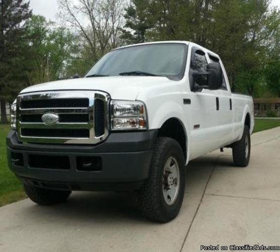 2006 Ford F-250 Super Duty For Sale In Indianapolis