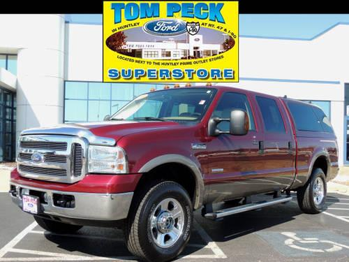 2006 Ford F-250 Super Duty Supercrew 4X4 Lariat Crewcab