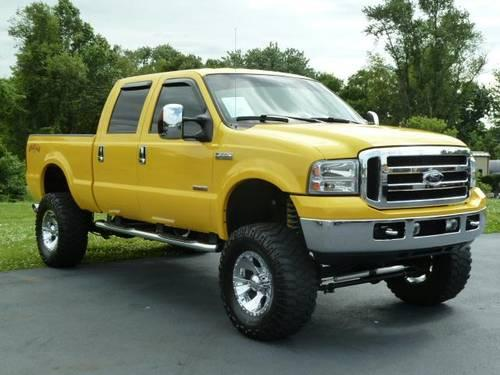 2006 ford f 250 truck crew cab amarillo 4x4 diesel for sale in hulmeville pennsylvania. Black Bedroom Furniture Sets. Home Design Ideas
