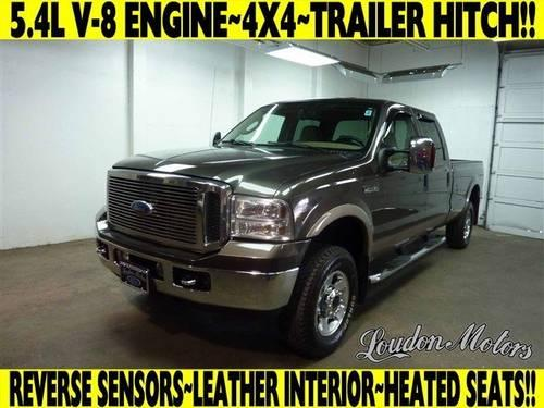 2006 ford f 250 truck lariat for sale in alliance ohio for Loudon motors ford alliance oh